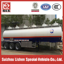 39000L Carbon Steel Oil Tank Semi Trailer