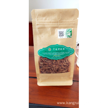 High Protein Dried Mealworms