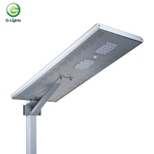 High quality all-in-one ip65 20w solar street light