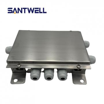 IP68 waterproof electric stainless steel junction box JBX
