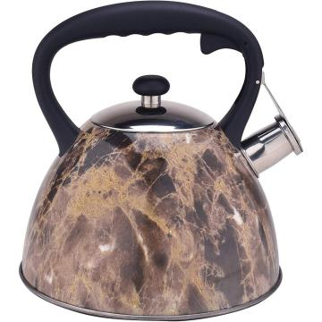 Stainless Steel Whistling Tea Kettle Stovetop Teapot
