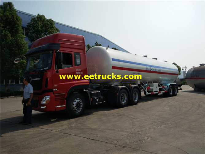 50 M3 LPG Semi-trailer Tanks