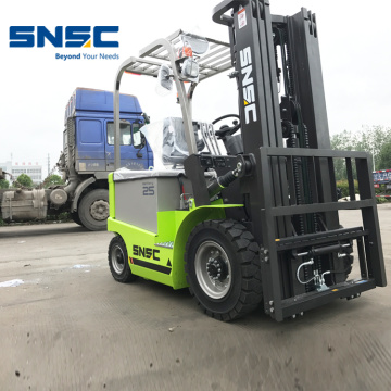Battery Forklift Truck model FB25 2.5tons
