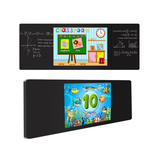 interactive teaching touch screen blackboard