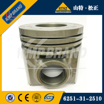 piston 6152-32-2510 for Komatsu PC400-7 engine parts