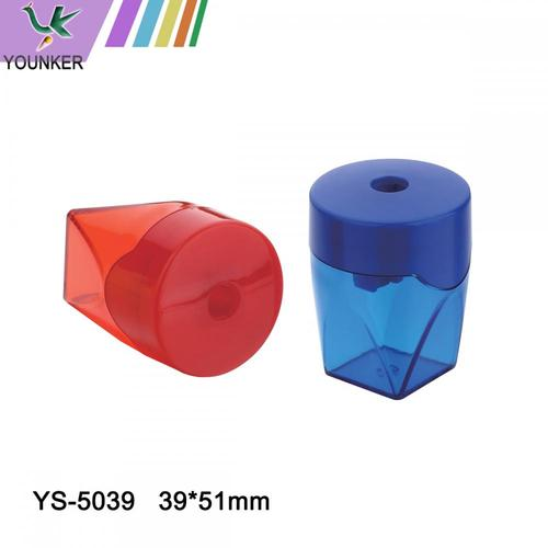 Multicolor Children Primary School Pencil Sharpener