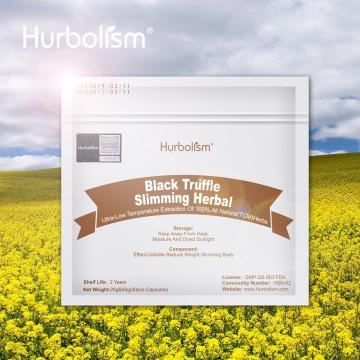 Hurbolism New formula Black Truffle Slimming Herbal for Weight Loss Diet Supplement Burn Fat