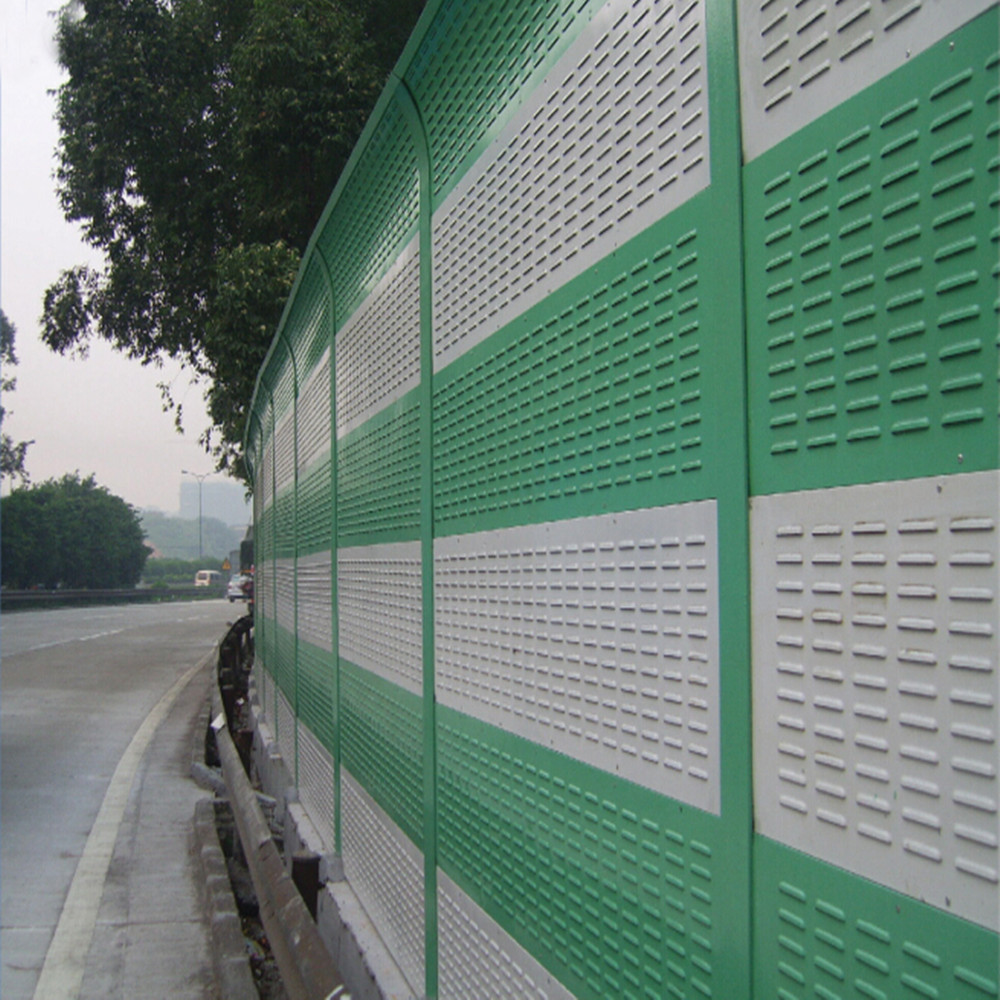 Acoustic Barrier Fence