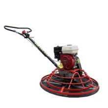 vibrating concrete power trowel