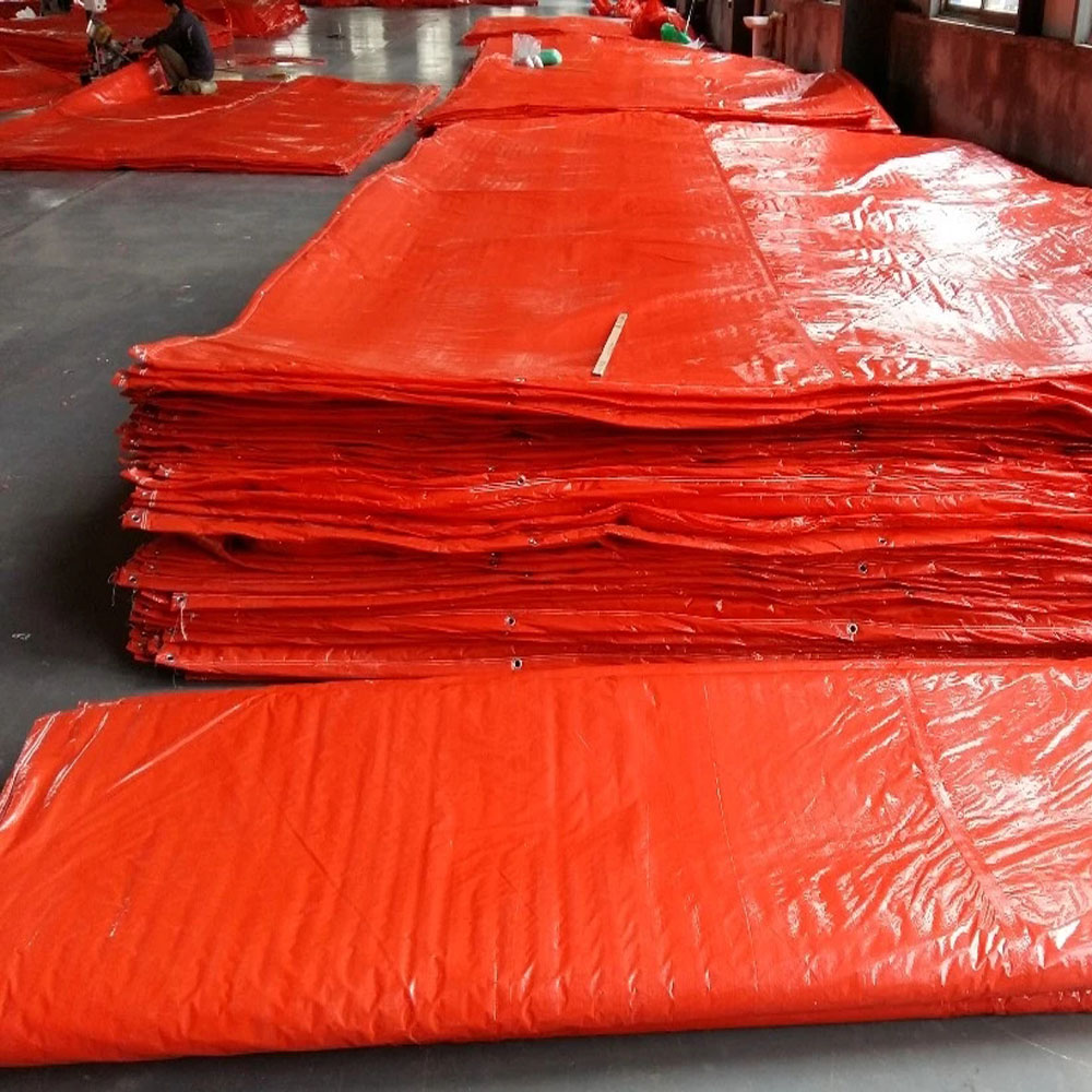 Poly insulated Tarps temperature control covers