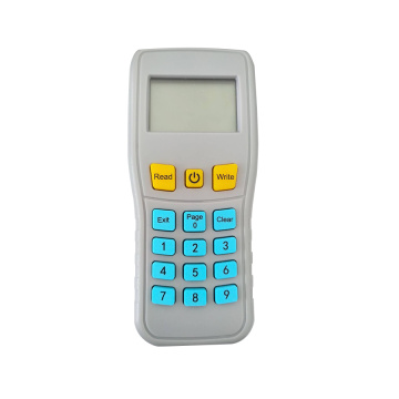 Handheld Programmer for Fire Alarm System
