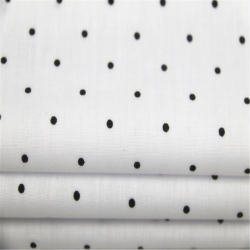 Small Dot CVC Printed Fabric