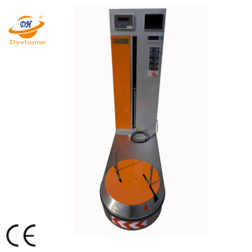 Convenient automatic airport luggage machine