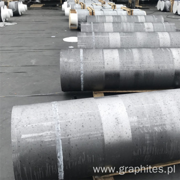 UHP 500mm Graphite Electrode for Arc Furnace