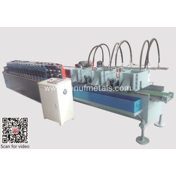 Automatic T celling production line