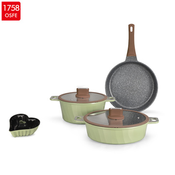 Green Pan Aluminum Non-stick Coating Casserole