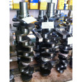 Forged SAA6D114E Engine Crankshaft for PC300 Excavator