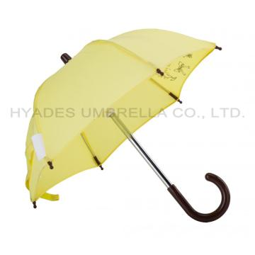 Yellow Decorative Display Small Toy Umbrella