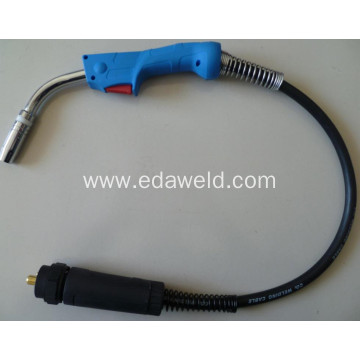 TBI 250 Welding Torch Blue handle