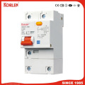 Residual Current Circuit Breaker RCBO KNLE1-63 CB 2P