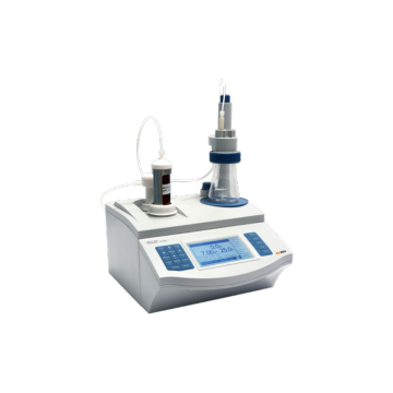 User-friendly versatile Potentiometric Titrator