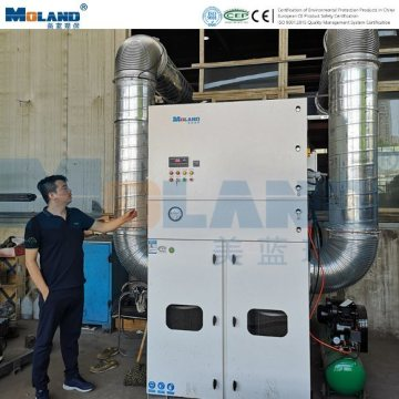 Industrial Air Filtraction Integrated Cutting Fume Collector