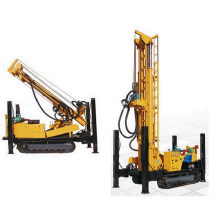 Engineering geology seismic exploration drilling rig