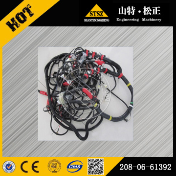 PC400-6 PC450-6 wiring harness 208-06-61392