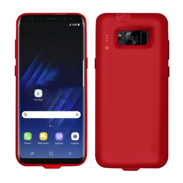Portable Sumsung Galaxy S8 Battery Case Charger