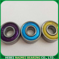 High Performance Sliding window bearing 608ZZ