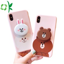 Cartoon Silicone 3d Phone Case Soft for Apple