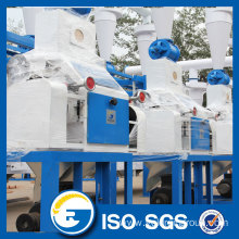 Middle Scale Automatic Flour Mill Machinery