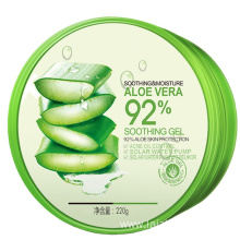 92% Aloe Vera face pack for face ODM/OEM