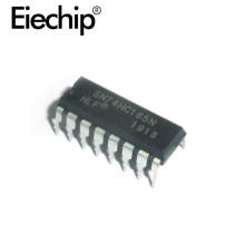 10pcs/lot New electronics DIP 74HC125 IC Logic chip 74HC132 74HC138 74HC164 74HC165 Integrated circuit register Memory CMOS