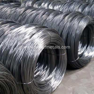 black iron wire galv iron wire
