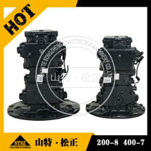 Genuine excavator parts PC400-7 hydraulic pump 708-2H-00027