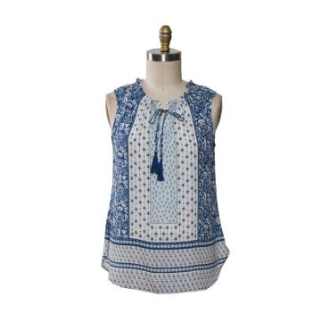 New Summer Vest Women Blouse