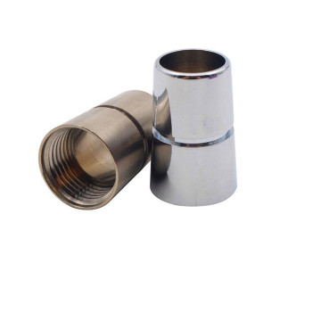 CNC Brass Fitting & Hose Nut