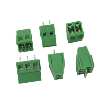 PCB mount 5.0mm pitch screw terminal block connector