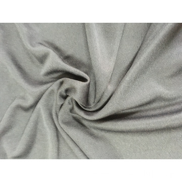 Fashion 100% polyester dyed knitted interlock fabric