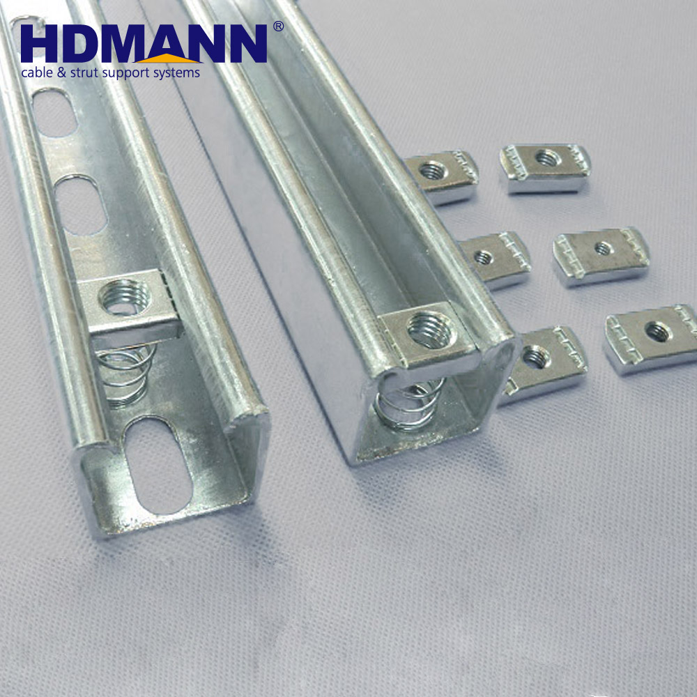 HDMANN-Strut-Channel-with-Clamp