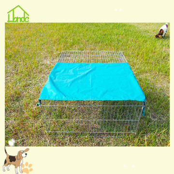 Portable folding rabbits cages for transport chickens