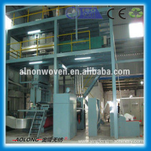 1.6M S PP NonWoven Fabric Making Machine Power130kw