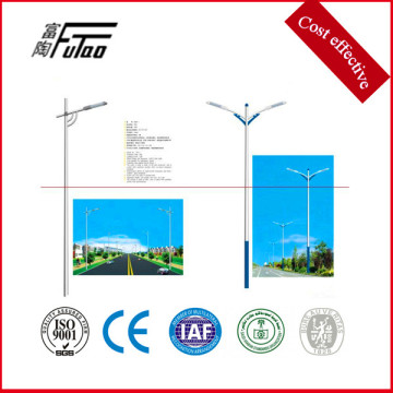 11 M Outdoor Lighting Poles For Street