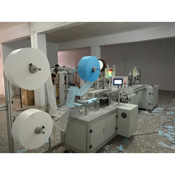Ultrasonic Thermal High-Quality Full-Automatic Surgical Non-Woven Mask Mask Machine