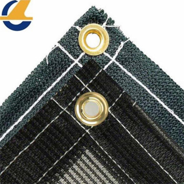 High toughness dust-proof mesh tarps