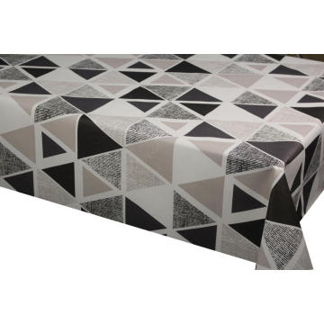 Pvc Printed fitted table covers Vintage