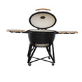 Wholesale 21 Inch Outdoor Grill Ceramic Auplex Kamado