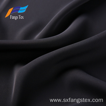 100% Polyester Dubai Nida Formal Black Muslim Fabric