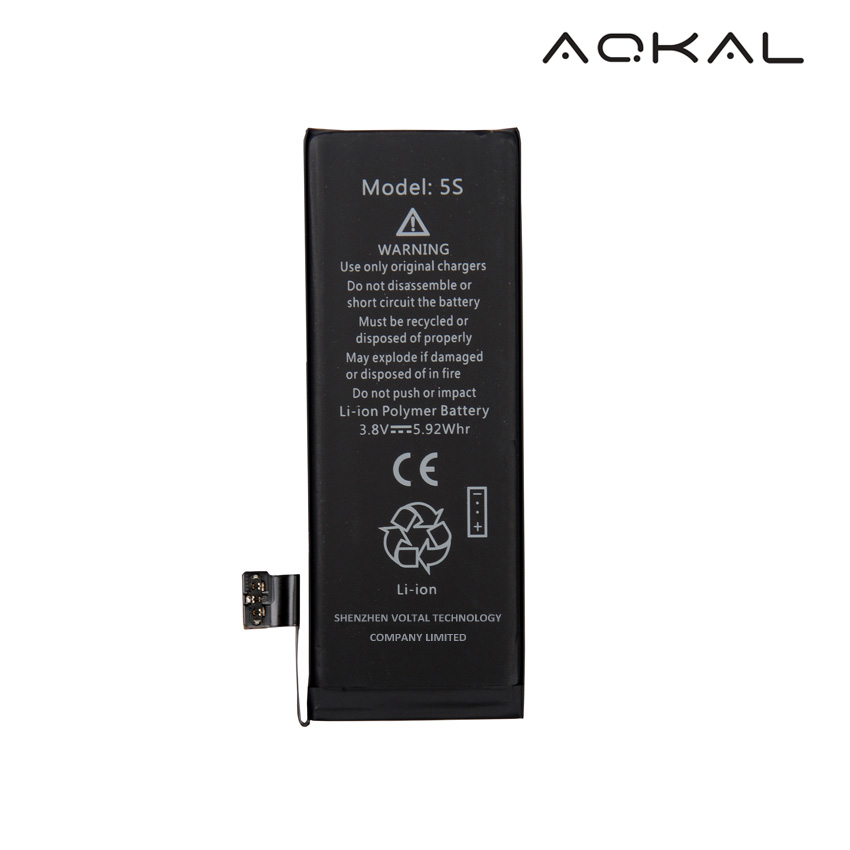 New 0 cycle iPhone 5S Replacement Li-ion Battery